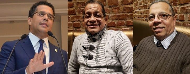 Video: Dominicanos en Nueva York exhortan a David Collado definir aspiraciones políticas