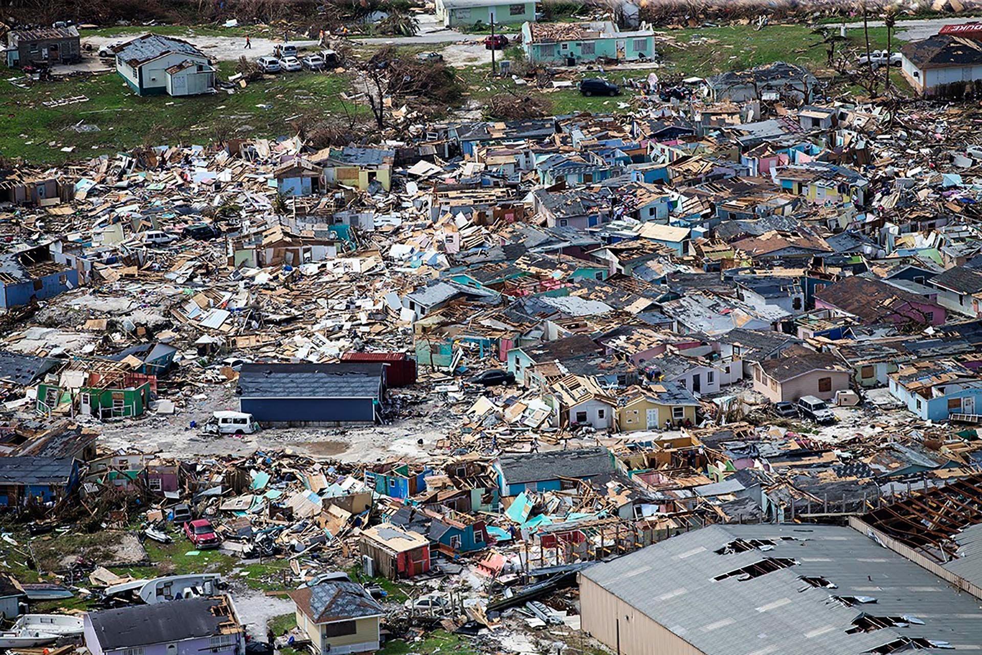 Termina la temporada de huracanes en el Atlántico y deja un centenar de fallecidos