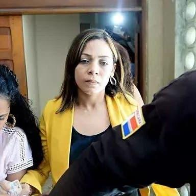 Trasladan a Najayo fiscal dejó en libertad a feminicidas de Anibel González y  Juana Domínguez