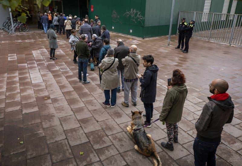 Video: España celebra sus cuartas elecciones en 4 años