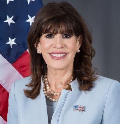 Embajadora EEUU disertará sobre inversión extranjera en almuerzo AMCHAMDR
