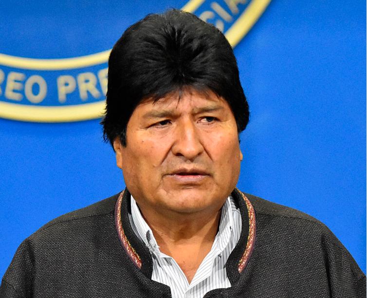 Evo Morales: «Se ha consumado el golpe más artero y nefasto de la historia»