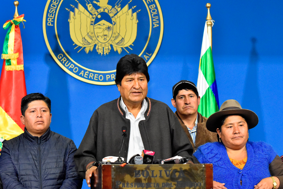 MIT determina Evo Morales ganó con alta probabilidad las elecciones en Bolivia