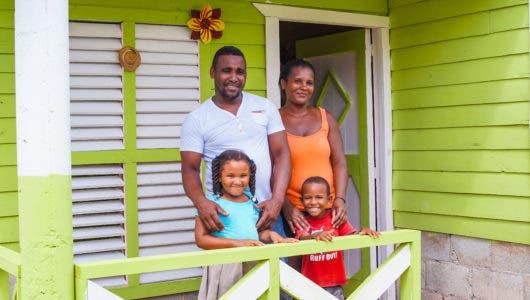 Hábitat para la Humanidad empodera a las familias dominicanas a través de viviendas