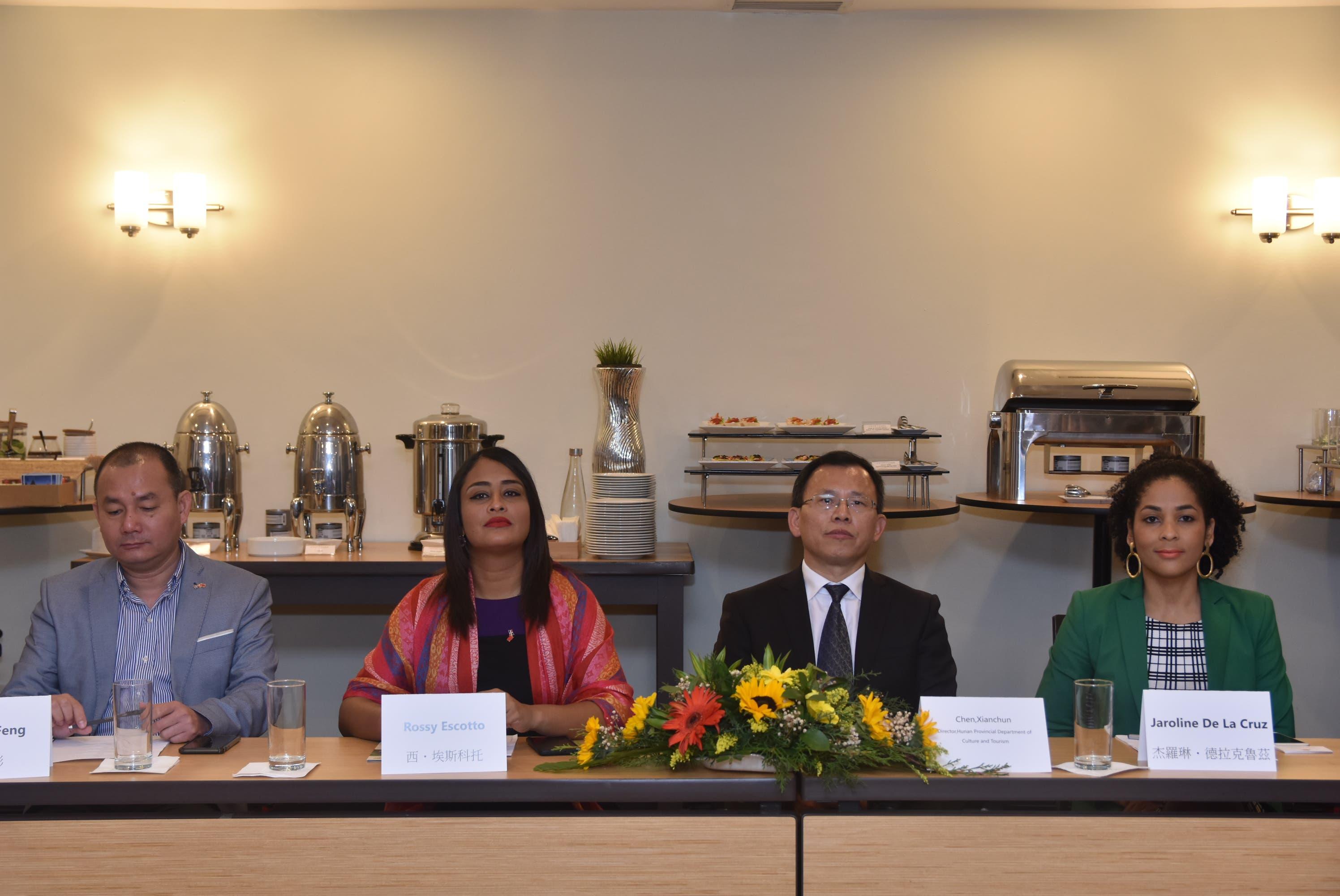 Funcionario turismo chino: Exención visados e interconexión de aerolíneas facilitará intercambio y cooperación