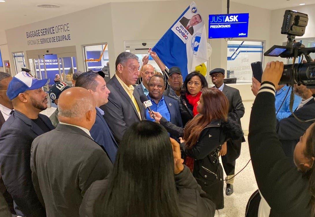 Chú Vásquez: la sociedad dominicana está convencida que solo Luis Abinader puede sacar al PLD del poder