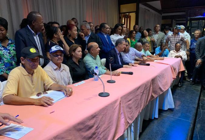 Ex ministro Franklin Rodríguez es el candidato a senador por San Cristóbal de La Fuerza del Pueblo