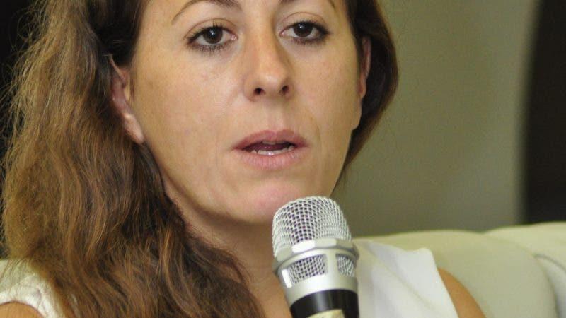 El país. Almuerzo Semanal del Grupo de Comunicación Corripio, Alba Rodríguez ,Directora Saven the Chilftren Hoy/Pablo Matos    20-11-2019