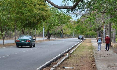 Parque Mirador Sur. Foto: Ariel Díaz-Alejo/acento.com.do Fecha: 19/04/2013.