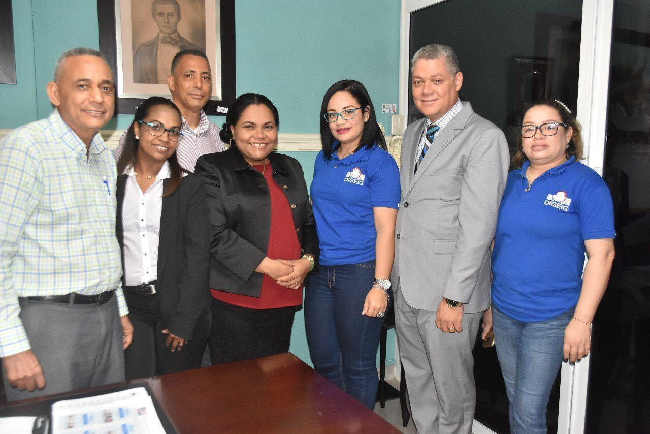 MINERD instala primera comisión de ética pública para las 18 regionales educativa