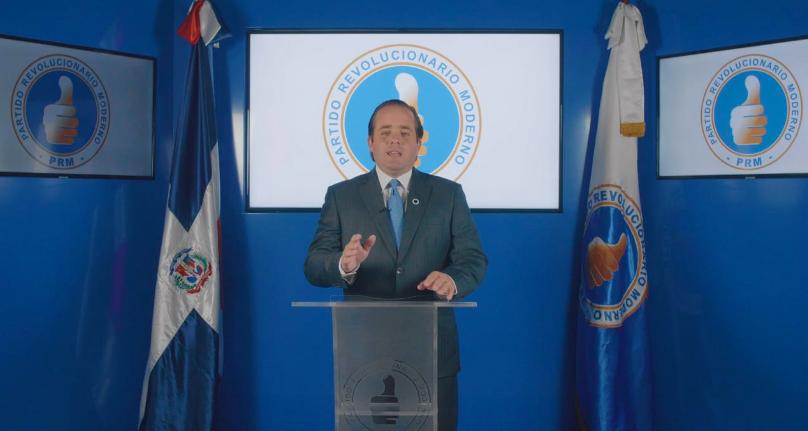 PRM anuncia «gran alianza por el cambio» en el nivel congresual y municipal