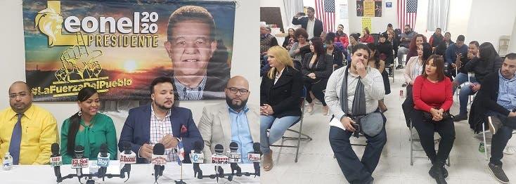 Juventud PLD en NY renuncia y pasa apoyar a Leonel