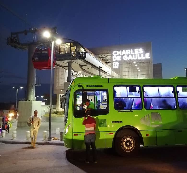 OMSA transporta más de 15 mil pasajeros por mantenimiento a Teleférico