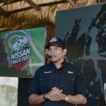 Oscar Santana_ Gerente Comercial de Nissan.