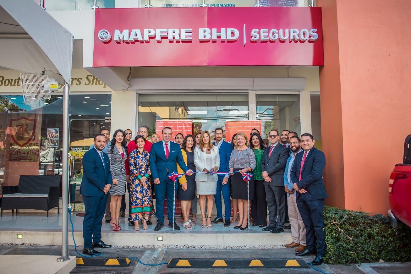 MAPFRE BHD inaugura oficina delegada en La Romana