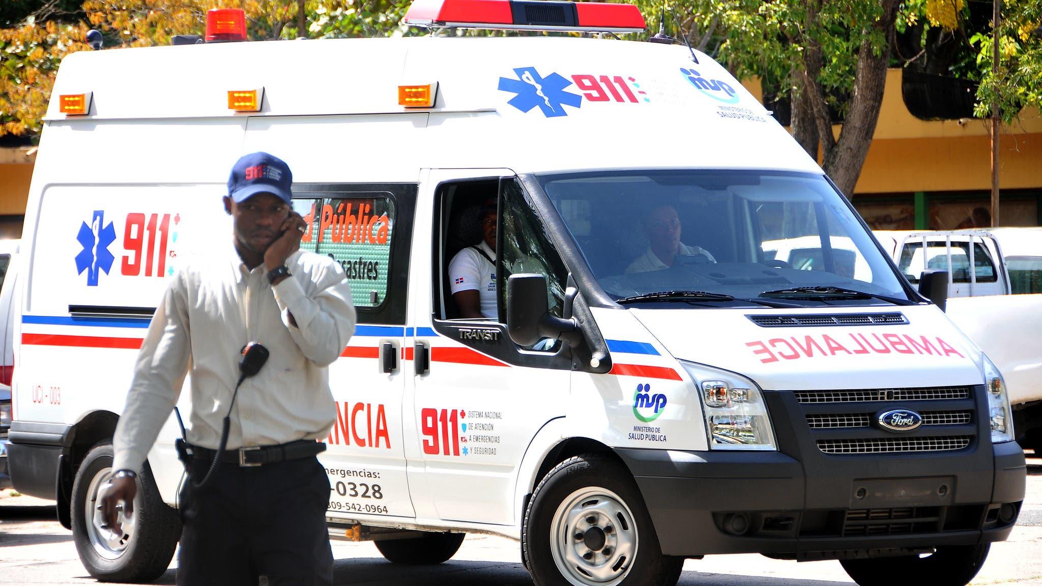 Sistema 911 desmiente ambulancias sean alquiladas a empresa privada