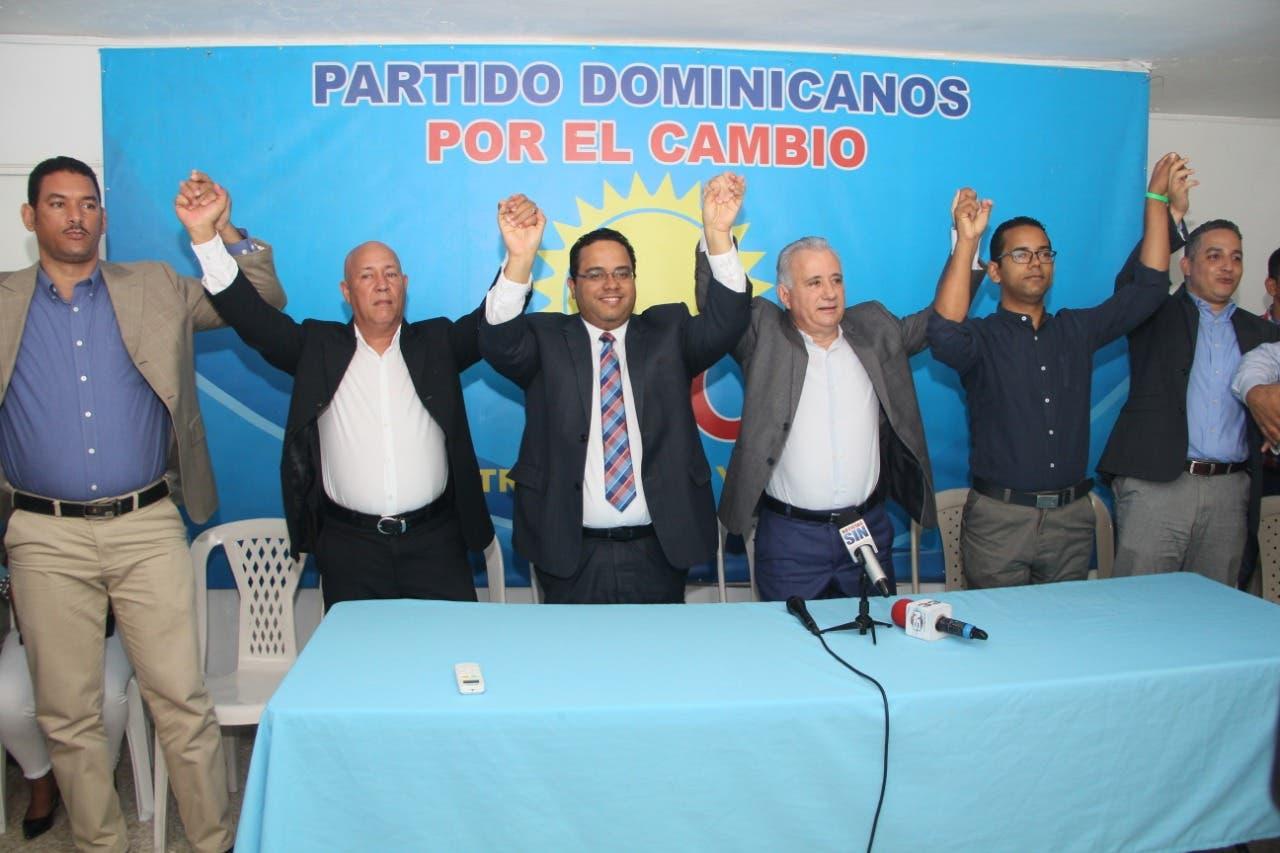 Conozca aquí el candidato a senador de Dominicanos por el Cambio en provincia Santo Domingo