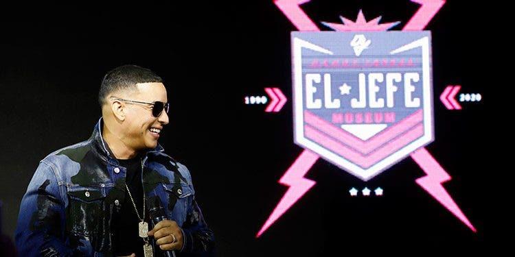 Daddy Yankee inaugura museo de reguetón en Puerto Rico