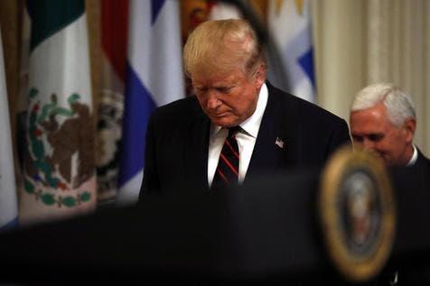 Los demócratas desvelan los cargos contra Trump: abuso de poder y obstrucción