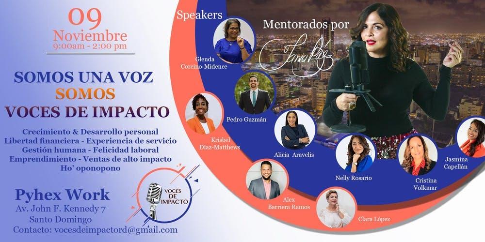 """Presentarán primera edición de """"Voces de Impacto"""" el próximo sábado"""
