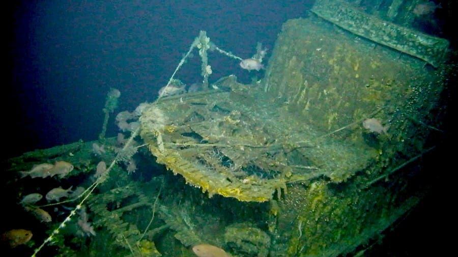 Encuentran submarino desaparecido por un error durante la Segunda Guerra Mundial