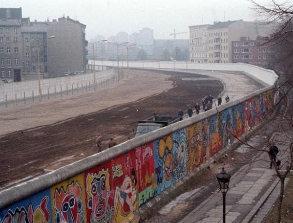 Estas fueron las figuras políticas clave del muro de Berlín