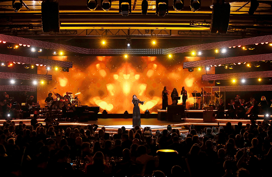 Las Vegas acoge hoy la vigésima edición de los Latin Grammy