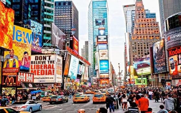 """Alerta en Nueva York por """"amenazas"""" en redes sociales"""