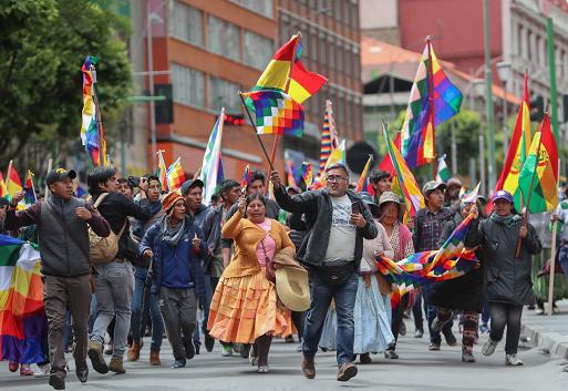 """15 países de la OEA piden elecciones en Bolivia """"lo más pronto posible»"""