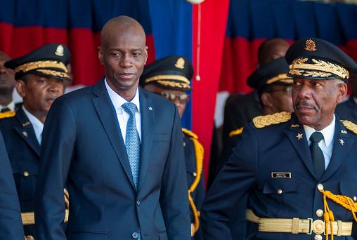 Enviada de EEUU se reúne con Moise y opositores en medio crisis en Haití