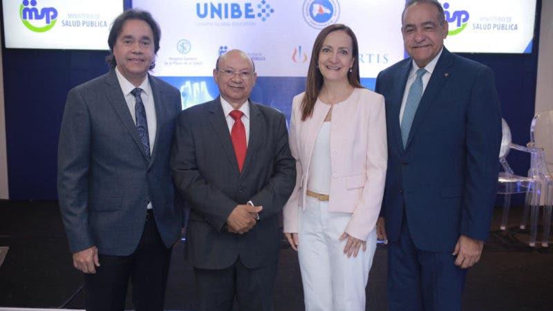 Actores clave del área de salud en República Dominicana