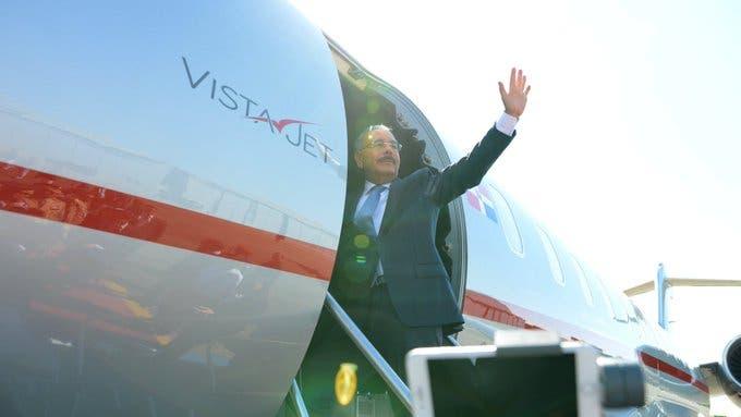 Presidente Medina viaja este sábado a España para participar en conferencia sobre cambio climático