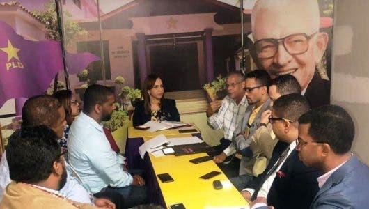 PLD convoca a los candidatos regionales a asamblea
