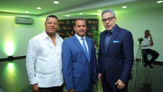 Dany Alcantara, Manuel Paniagua y Pablo Mckinney