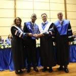 Graduación de los nuevos fiscalizadores