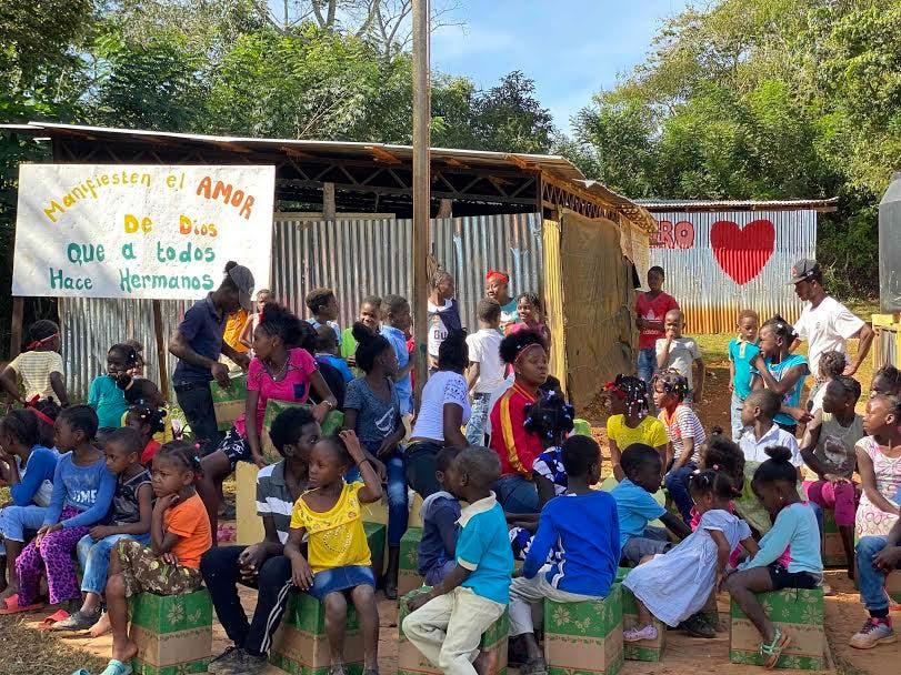 Realizan «Fiesta del Niño Jesús» en Los Calimetes