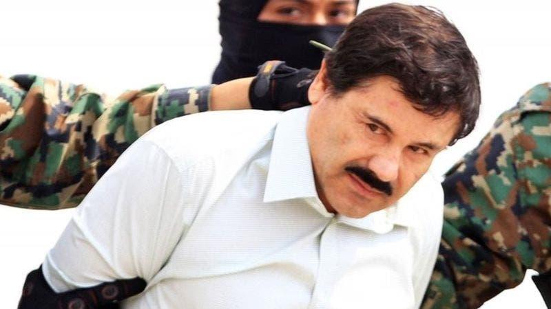 Guzmán logró escapar dos veces de la cárcel pero volvieron a pescarlo.