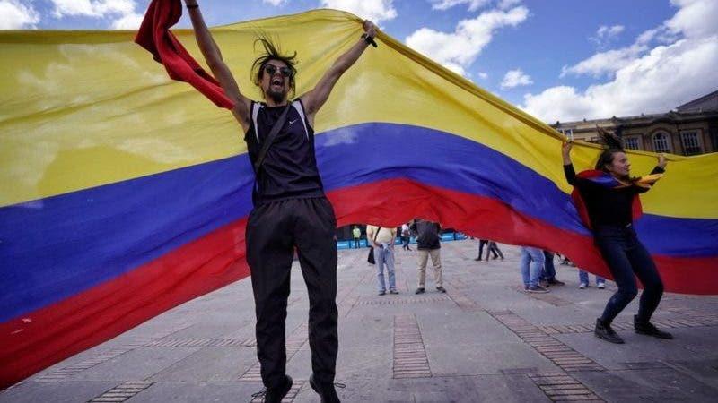 A pesar que se presentaron graves actos de vandalismos, las jornadas de protesta en Colombia se desarrollaron de forma pacífica.