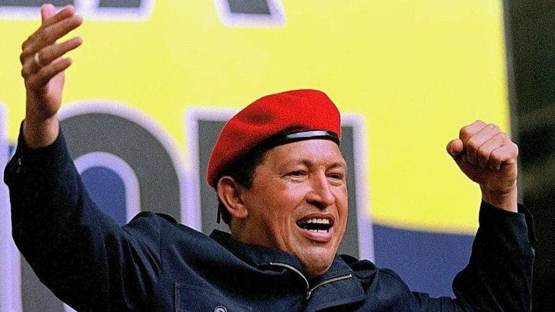 Hugo Chávez gobernó Venezuela durante 14 años.