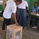 Recorrido por diferentes colegios electorales en los sectores de la Elecciones Primarias Simultáneas 2019. Simultáneas 2019. Pedro Sosa