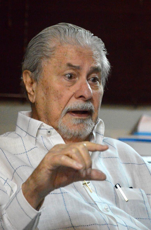 Pedro Haché  cree fácil solucionar problemas de avenida Anacaona