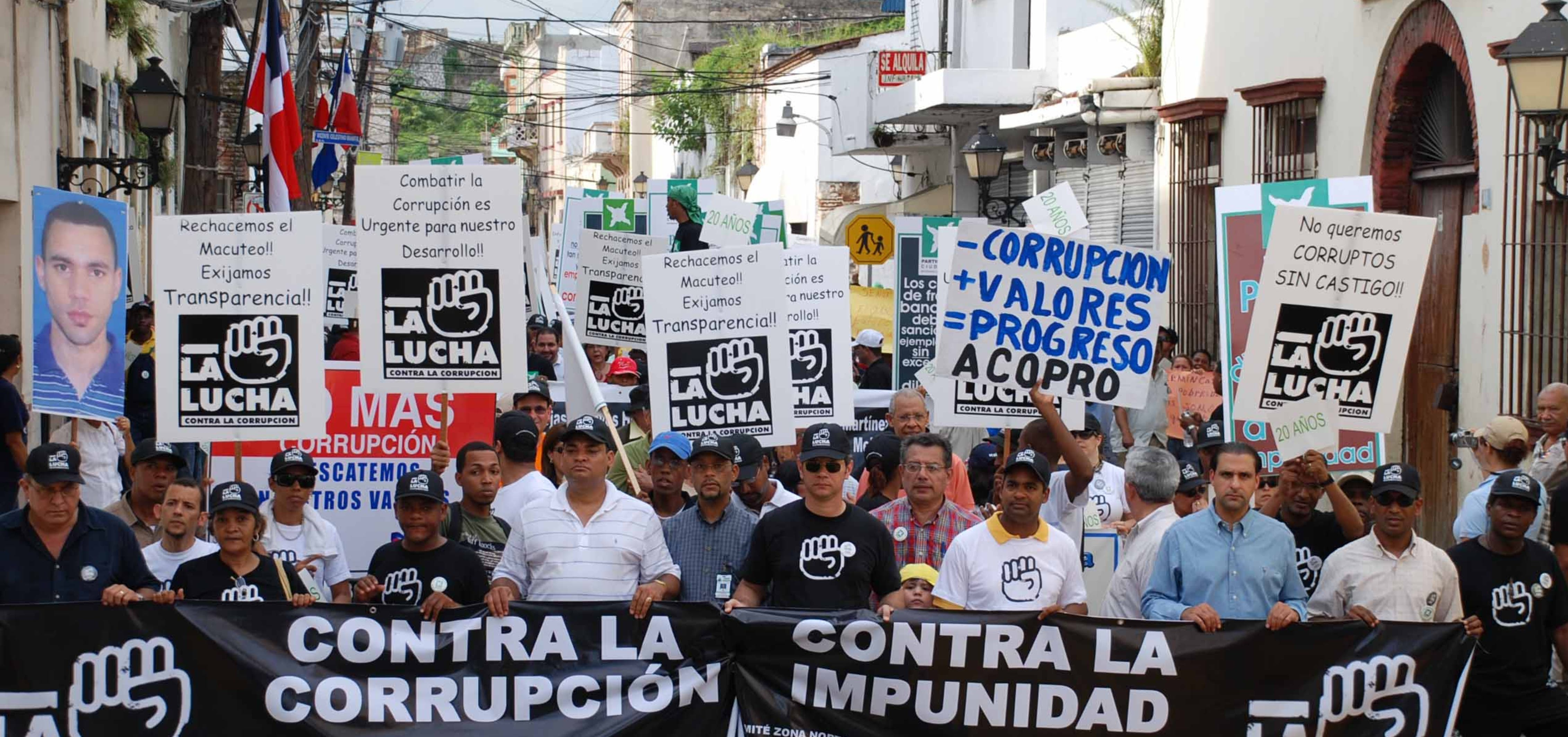 La sociedad civil decide impulsar un proceso electoral transparente