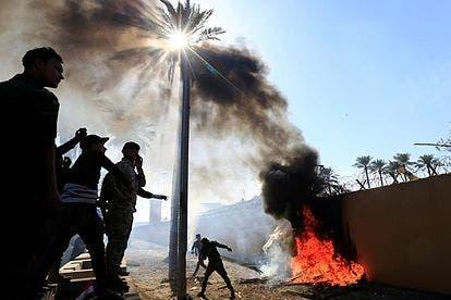 Asalto a la Embajada de Estados Unidos en Bagdad amenaza con desatar crisis diplomática