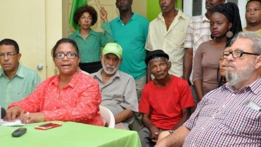 Alianza peregrina respalda  lucha de labriegos  El Seibo