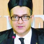 Magistrado Roman Andres Jaquez Liranzo, juez presidente del Tribunal Superior Electoral.  Hoy/Fuente Externa 28/12/17