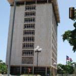 Edificio del Banco Central. El Nacional/ Archivo. Jorge Gonzalez. 25.06.2009