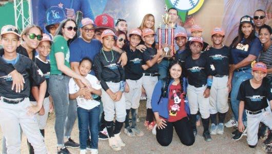 Distrito y Norte campeones en Liga La Javilla