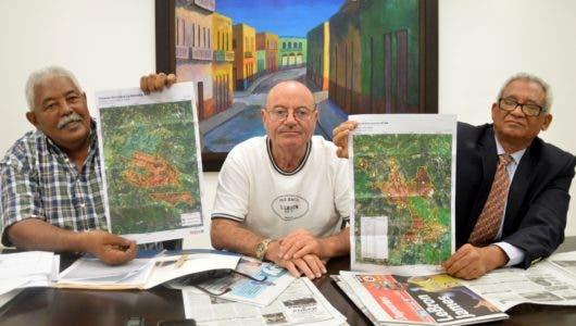 Pedro Barona afirma compró parcelas El  Seibo  desde 1985