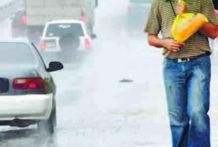 Las lluvias siguen por una vaguada