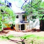 Casa donde residía Lindsay Peta de Félix la cual fue encontrada muerta en la localidad el Cacique del municipio de Monción. Hoy Wilson Aracena.